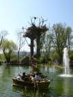 Spritztour mit Altweibermühle