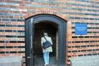 Eingang zum Museum Holstentor