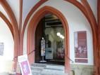 Museumseingang Sammlung Ludwig