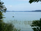 Der See beim Buchheim-Museum